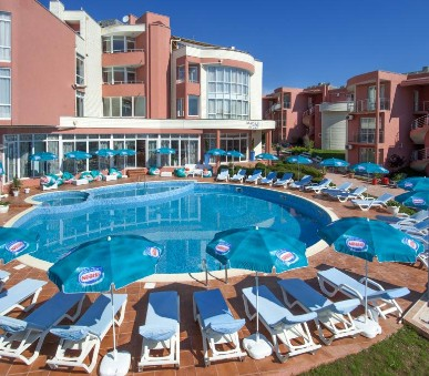 Hotelový komplex Arapya Del Sol