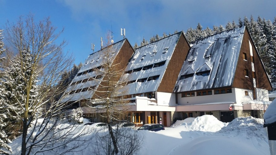 Parkhotel Harrachov (fotografie 1)