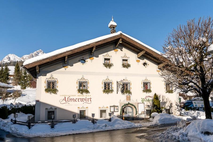 Landgasthof Hotel Almerwirt (fotografie 2)