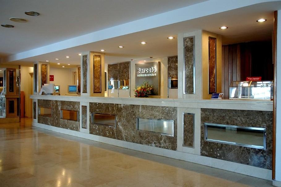 Hotel Barcelo Ponent Playa (fotografie 13)