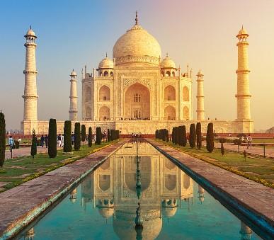 To nejlepší z Indie + Tádž Mahal + safari