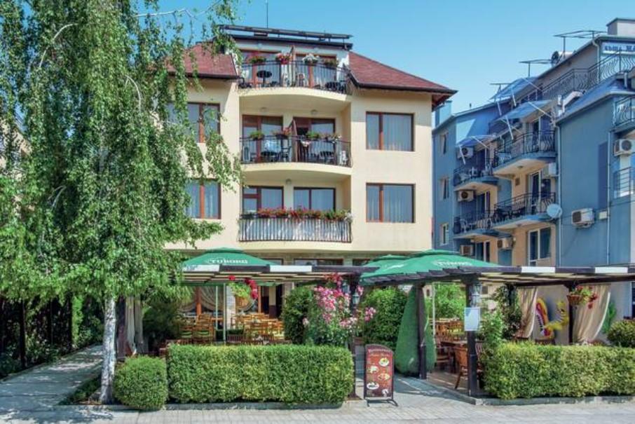 Hotel Kalina Garden (fotografie 1)