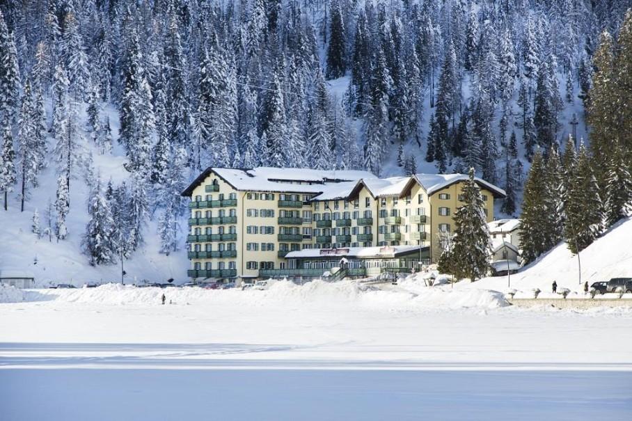 Grand Hotel Misurina (fotografie 3)