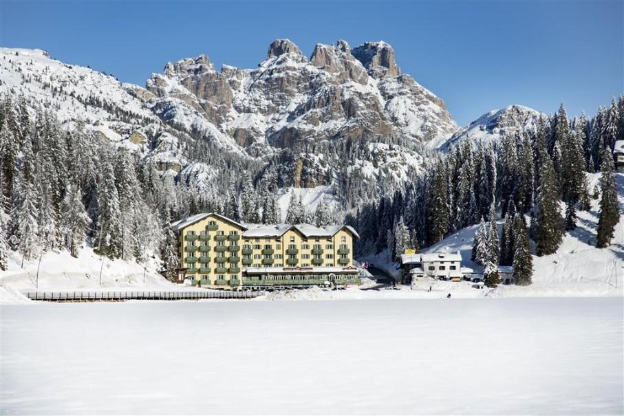 Grand Hotel Misurina (fotografie 6)