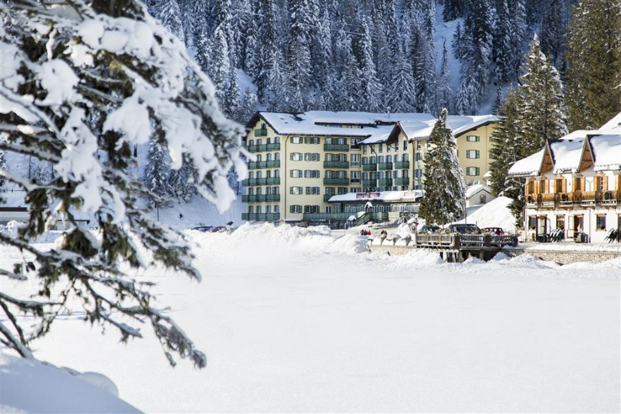 Grand Hotel Misurina (fotografie 7)