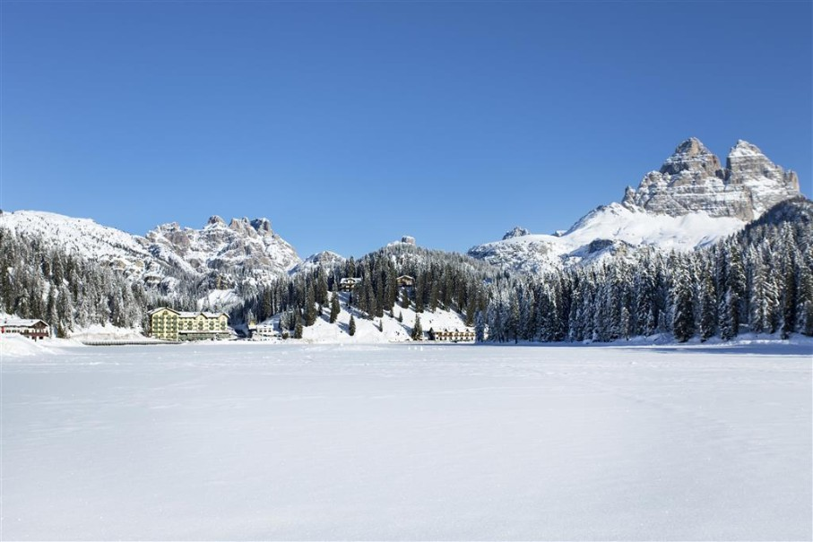 Grand Hotel Misurina (fotografie 10)