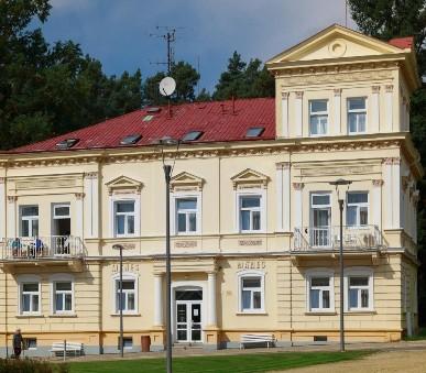 Lázeňský penzion Mánes (hlavní fotografie)