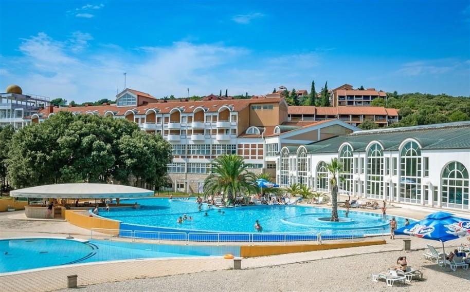 Hotel Duga Uvala (fotografie 1)