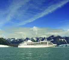 Luxusní plavby - plavba na Aljašku