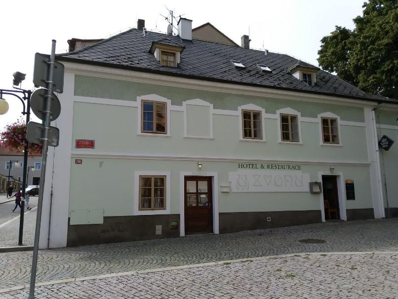 Hotel U Zvonu (fotografie 1)