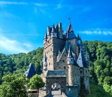 Romantická údolí Rýna a Mosely - nejkrásnější místa Německa