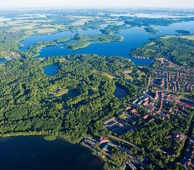Mazurská jezera - přírodní skvost Polska, Elblažský kanál a Baltské moře
