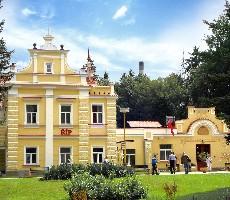 Lázeňské domy (Slovanka, Praděd, Říp, Vítkov, Kyselka)