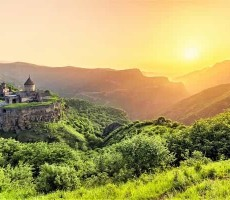 Neobyčejná Arménie