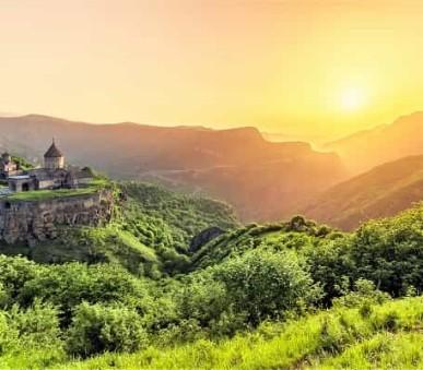 Neobyčejná Arménie (hlavní fotografie)