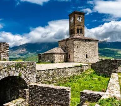 Pěšky jižní Albánií (hlavní fotografie)