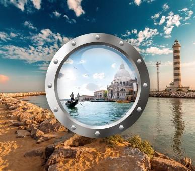 Benátky a Lido di Jesolo