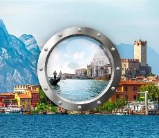 Benátky a Lago di Garda