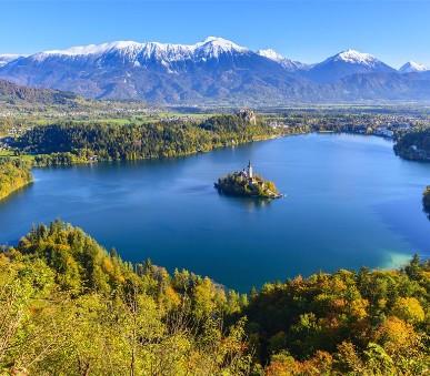 Přírodní krásy Slovinska (hlavní fotografie)