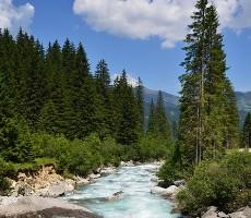 Tyrolsko a nejkrásnější místa Alp