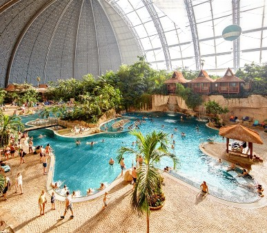 Apartmány Tropical Islands