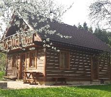 Chalupa Hodkovice nad Mohelkou