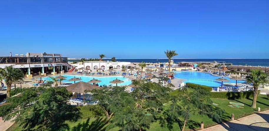 Hotel Aladdin Beach Resort (fotografie 1)