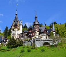 Tajemná Transylvánie po stopách hraběte Drákuly