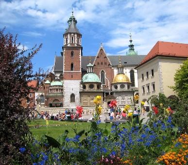 Krakow, Wieliczka a Osvětim