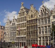 Belgie a památky Unesco