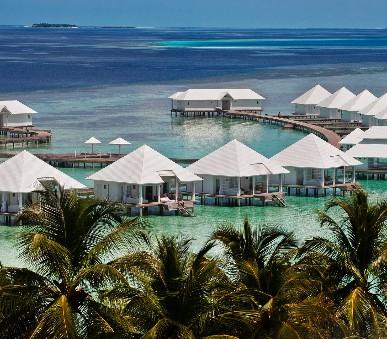 Hotel Diamonds Athuruga Maldives (hlavní fotografie)