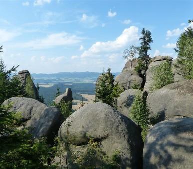 Kladzko a Stolové hory