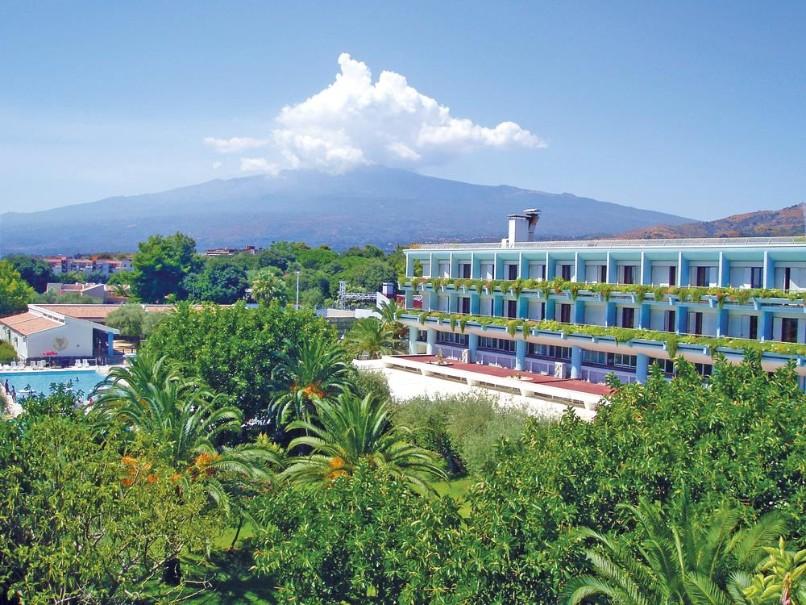 Unahotels Naxos Beach (fotografie 1)