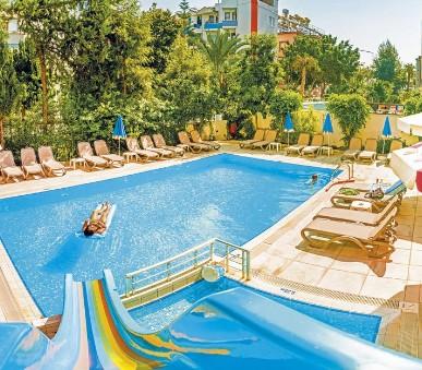 Hotel Kleopatra Celine (hlavní fotografie)