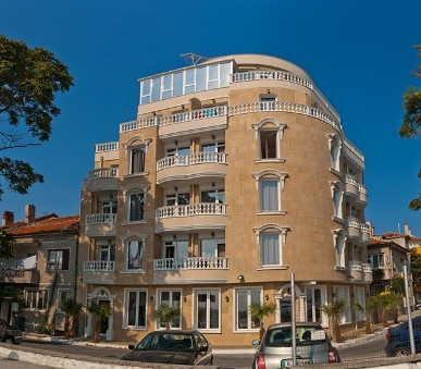 Hotel Paros (hlavní fotografie)