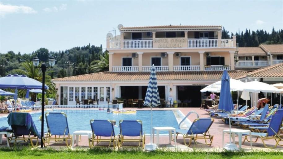 Hotel Alkion Sidari (fotografie 1)