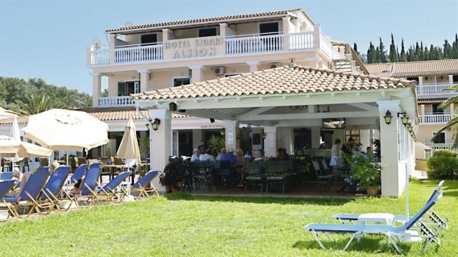 Hotel Alkion Sidari (fotografie 2)