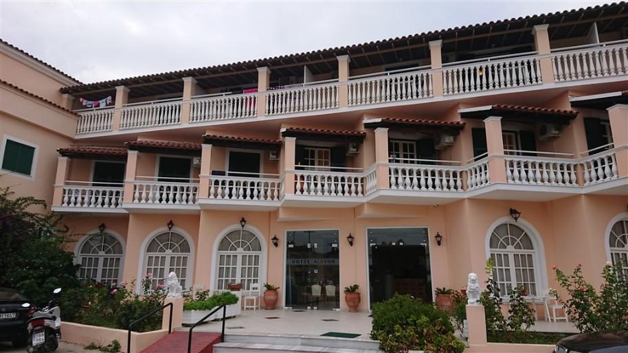 Hotel Alkion Sidari (fotografie 3)