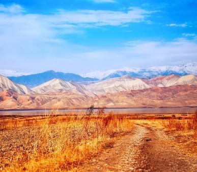 Kazachstán - Kyrgystán