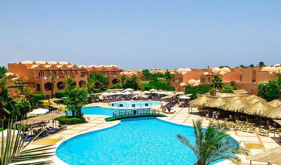 Jaz Makadi Oasis Resort & Club (fotografie 1)
