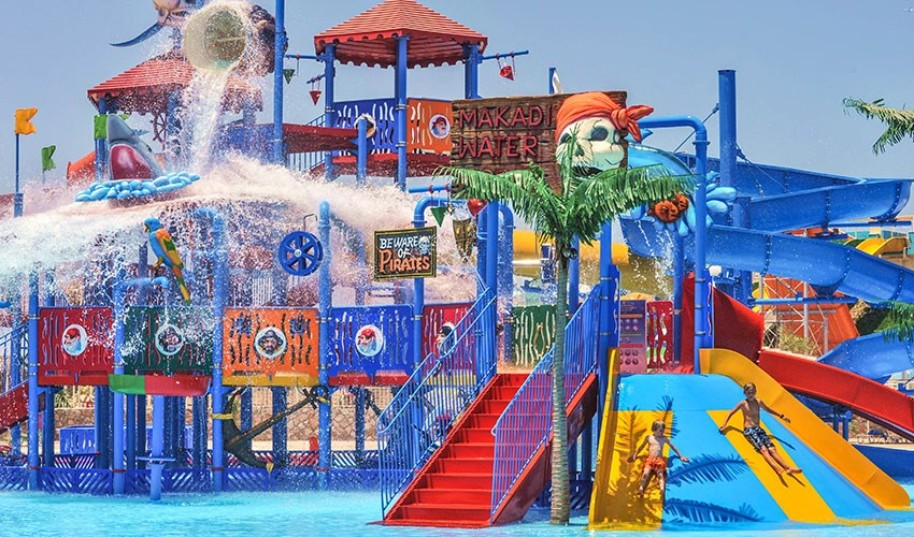 Hotel Jaz Makadi Oasis Resort & Club (fotografie 29)