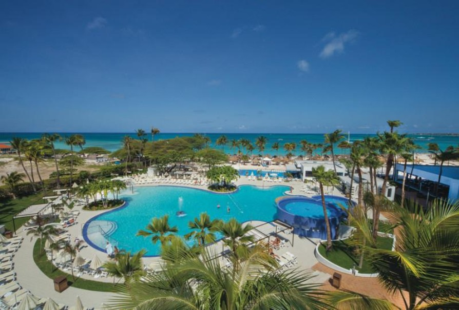 Hotel Riu Palace Antillas (fotografie 4)