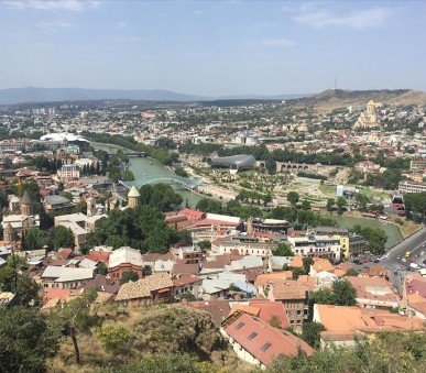 Gruzie a Arménie - Země jižního Kavkazu