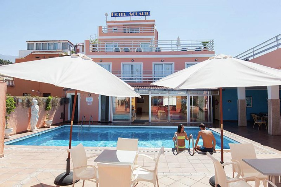 Hotel Globales Acuario (fotografie 1)