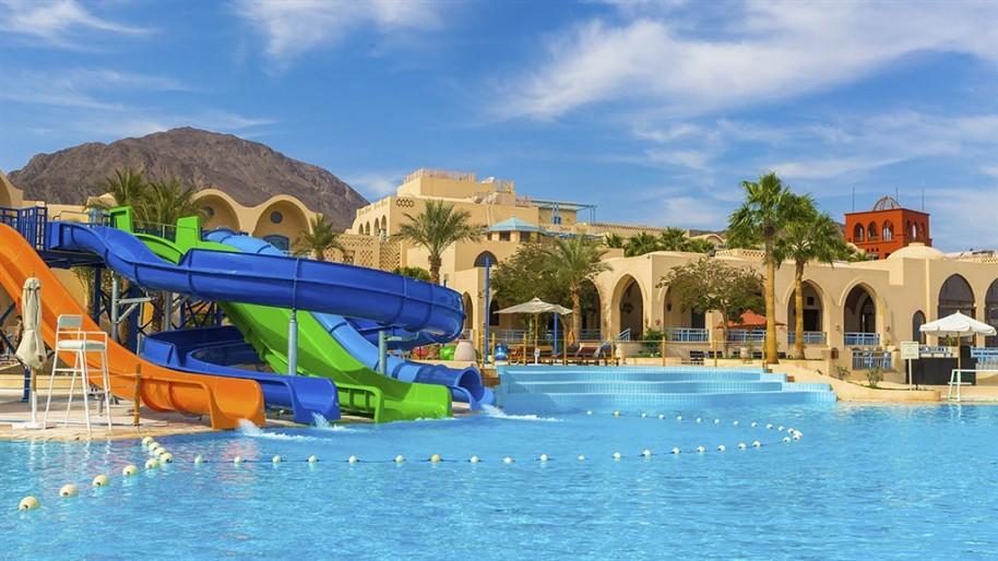 Hotel El Wekala Aqua Park Resort (fotografie 1)