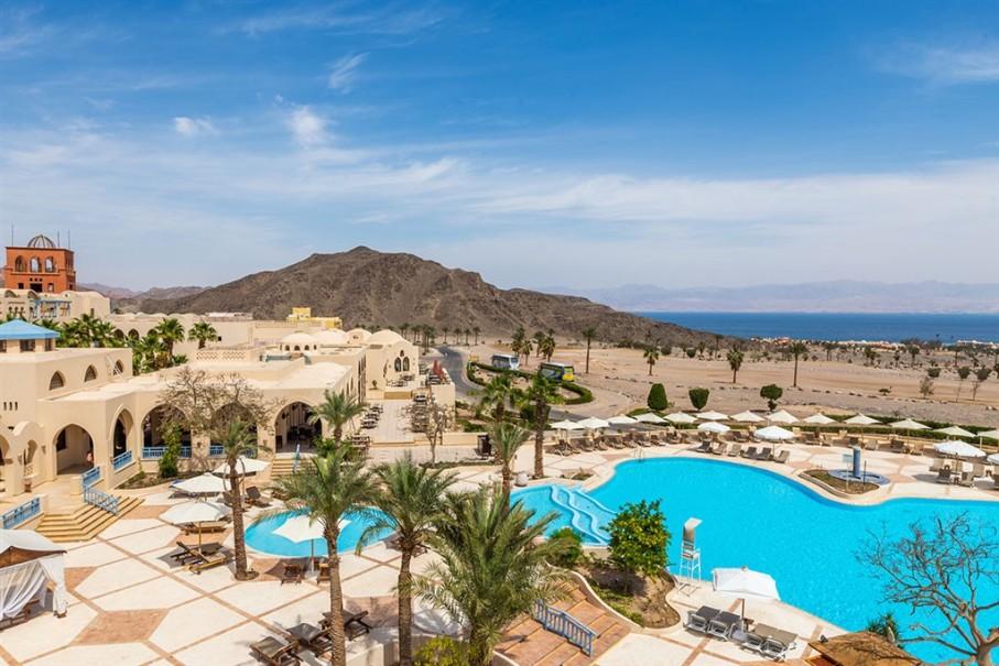 Hotel El Wekala Aqua Park Resort (fotografie 2)