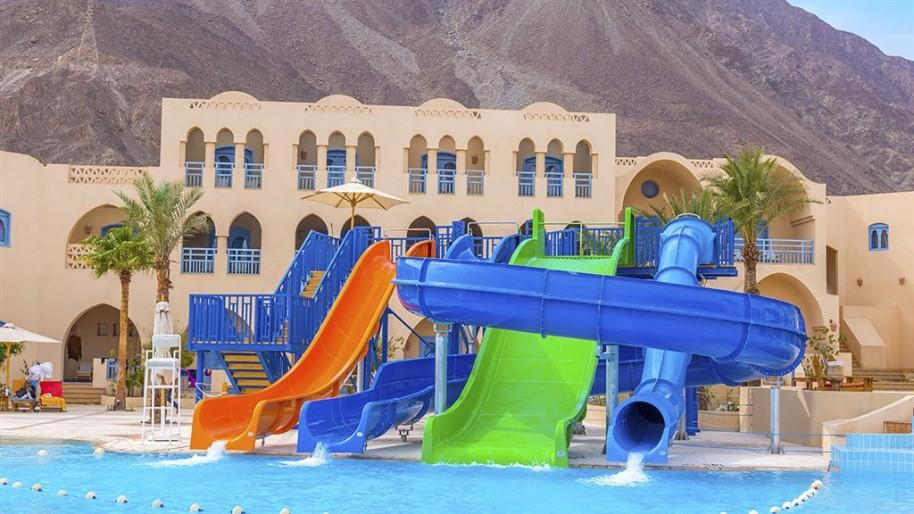 Hotel El Wekala Aqua Park Resort (fotografie 4)