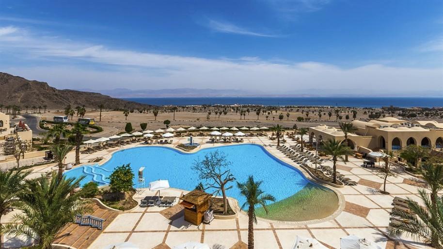 Hotel El Wekala Aqua Park Resort (fotografie 5)