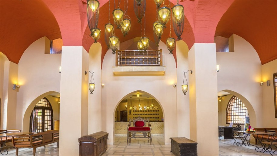 Hotel El Wekala Aqua Park Resort (fotografie 14)