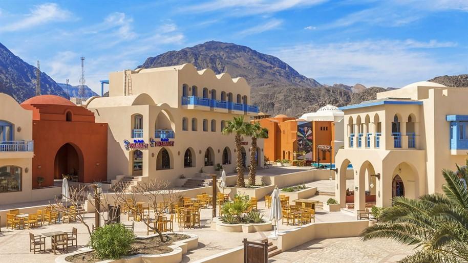 Hotel El Wekala Aqua Park Resort (fotografie 21)